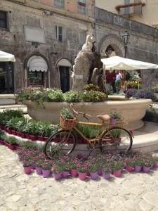 Fontana Centro Vecchio San Felice Circeo