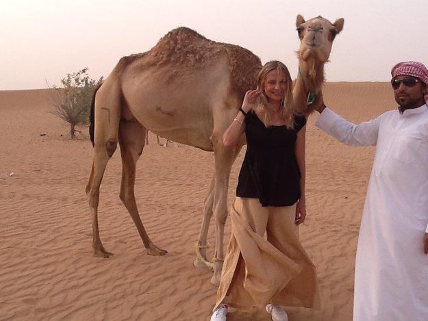 Il deserto degli Emirati