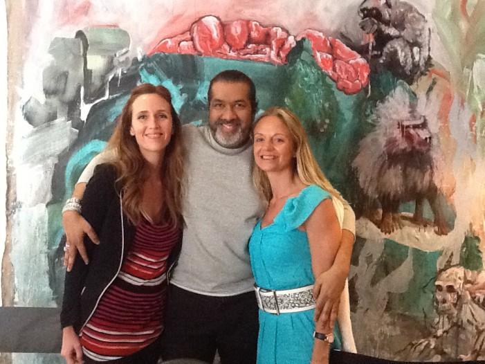 Incontro con lo stilista di Dubai ESSA