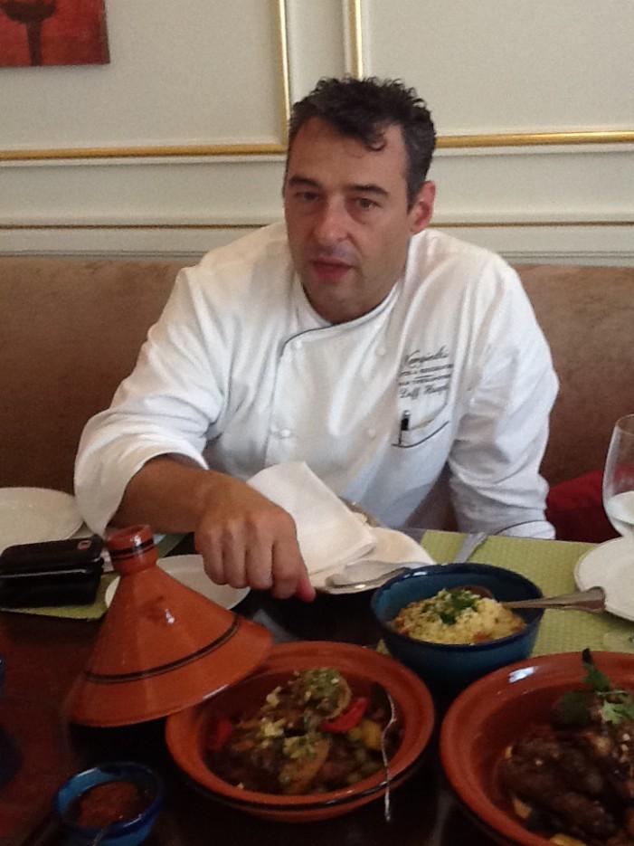 Ristorante Brunello del Kempiski: Intervista allo Chef DeffHaupt