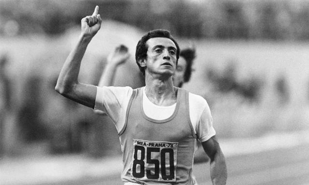 L'inimitabile impresa di un personaggio dello sport italiano unico sotto tutti i punti di vista