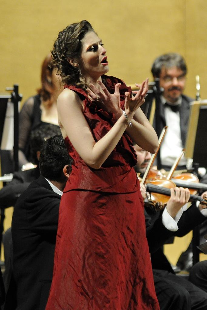BELCANTO al Teatro Duse di Bologna