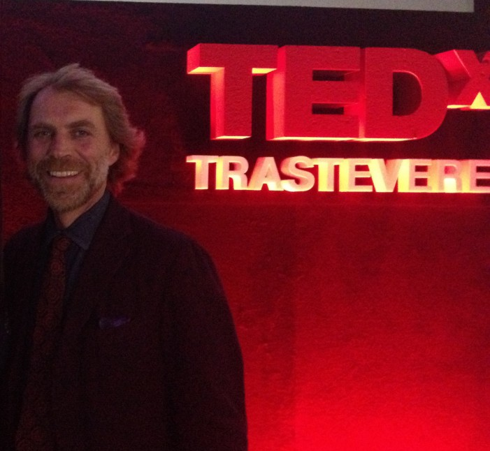 TED x Trastevere