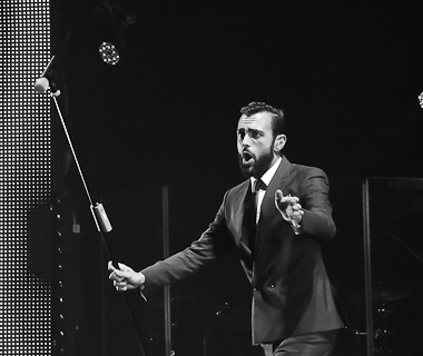 Marco Mengoni – Essenziale Tour 2013