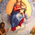 La Madonna di Foligno di Raffaello a Milano