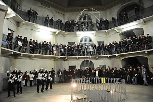 Vista dalle Carceri Nuove, Torino