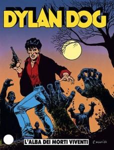 Claudio Villa - Copertina di Dylan Dog numero 1