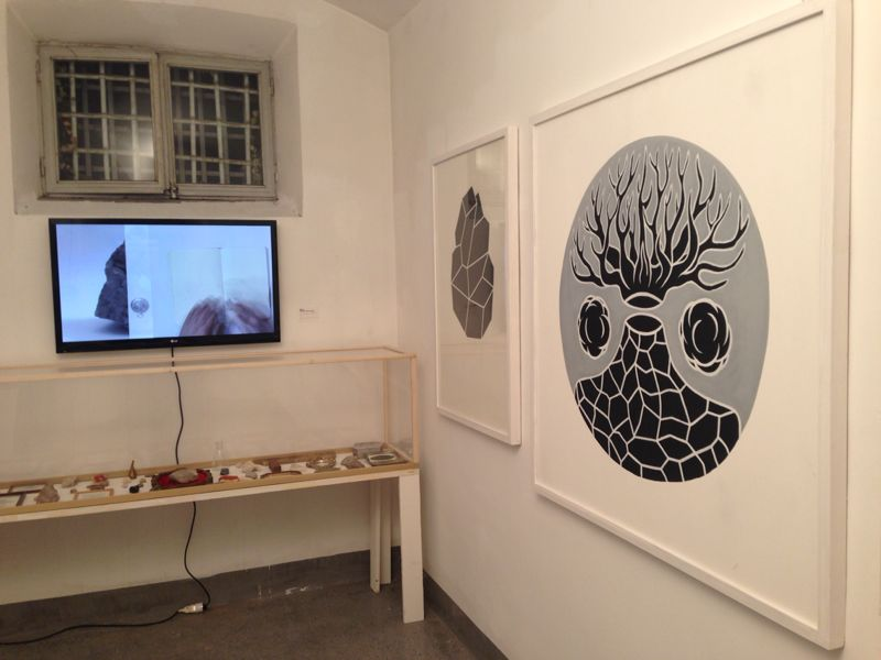 """Andreco e Coclite, """"Nomadic Landscape Elements"""""""