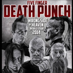 Five Finger Death Punch. Tour da headliner, data italiana!