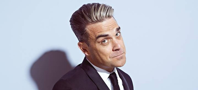 Robbie Williams, unica data italiana a Torino