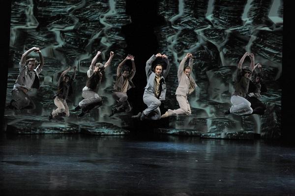 Zorba, la fusione tra balletto, danza moderna e folclore greco