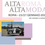 Torna Alta Roma, la manifestazione dell'alta moda romana