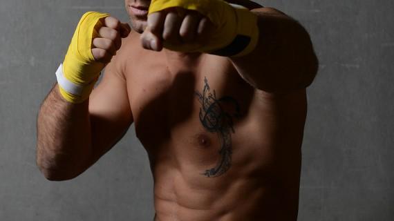 La bellezza e l'inferno del nostro amato olimpionico Clemente Russo