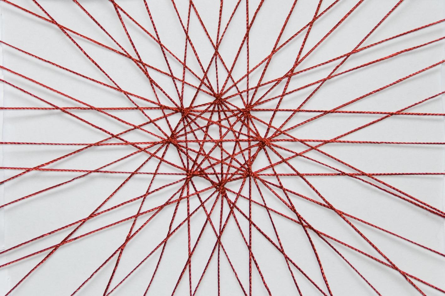 L'installazione di Lucia Amalia Maggio