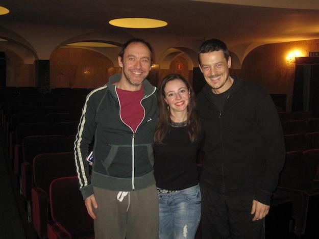 """""""La Maratona di New York"""" con Giorgio Lupano e Cristian Giammaria"""