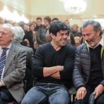 Intervista a Pierfrancesco Favino e agli attori del gruppo Denny Rose
