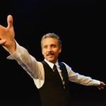 Beppe Fiorello e il sogno di Domenico Modugno al Teatro EuropAuditorium