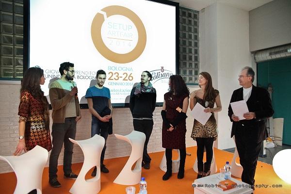 Premio Casa Falconieri/Big Bilbao - collettivo torinese PrintAboutMe
