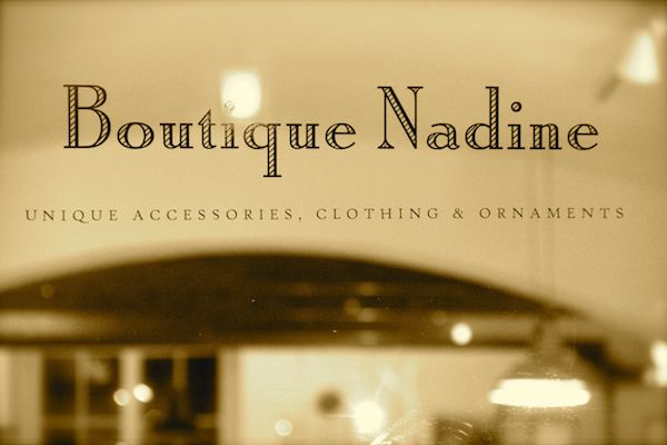 La Boutique Nadine