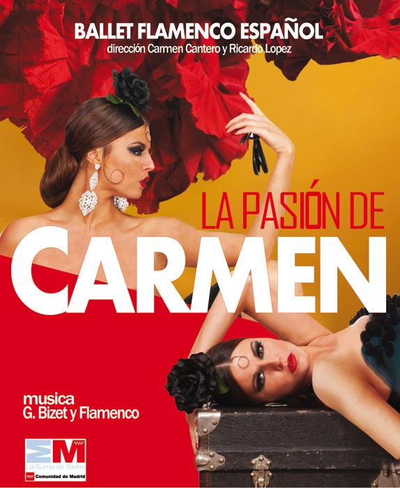La Pasion de Carmen al Teatro Duse