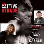 Incontrare finalmente Andrea Scanzi dal vivo