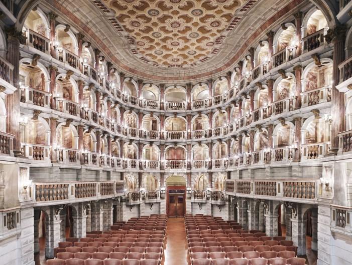 Candida Höfer a Palazzo Te