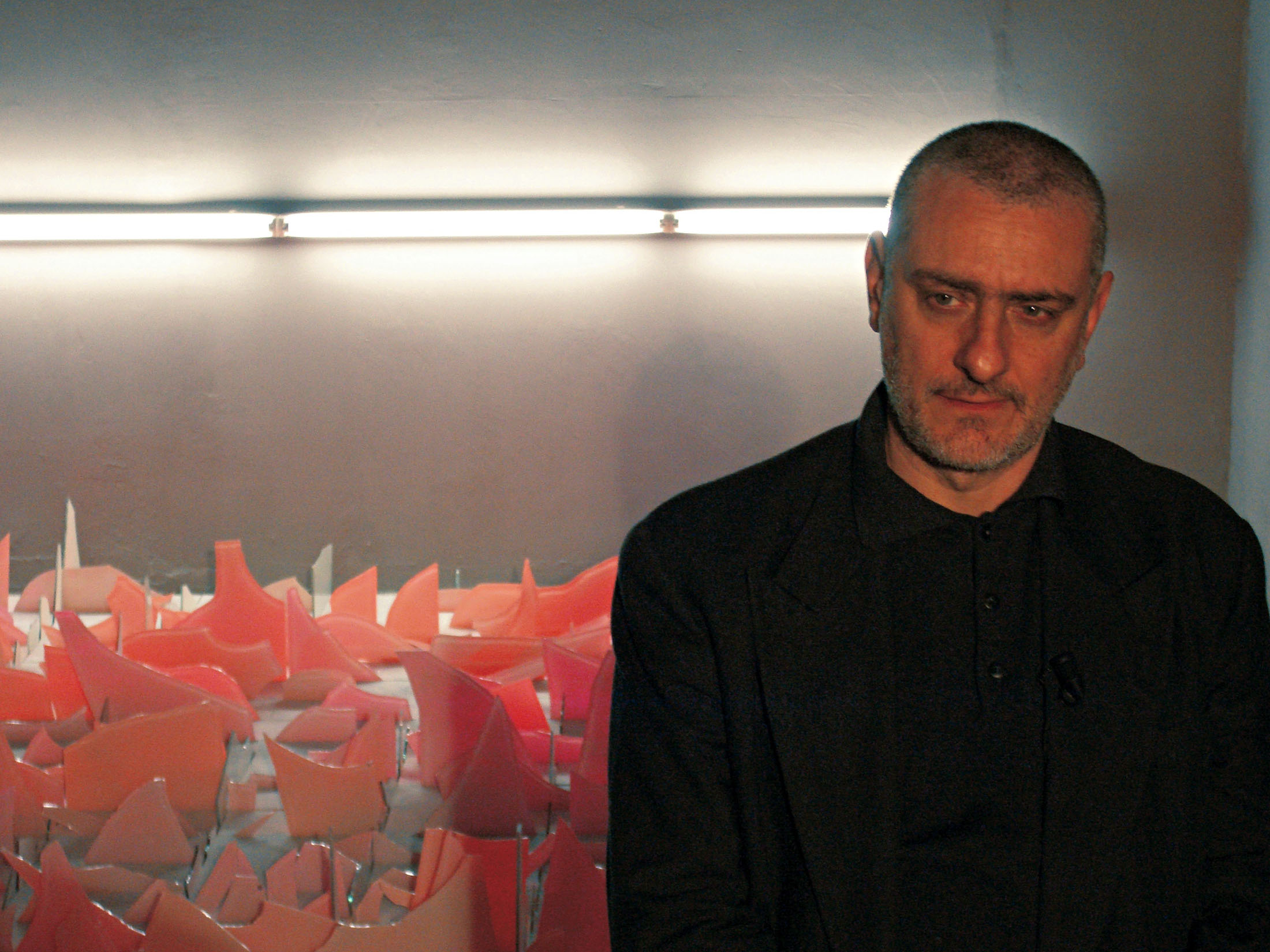 Alfredo Pirri, ritratto © Rodolfo Fiorenza