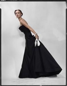 Evelyn Tripp - Vogue US 1949 ©The Estate of Erwin Blumenfeld