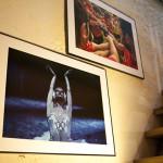 Mostra fotografica a contrasto di e con Filippo Venturi