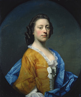 Allan Ramsay - Miss Janet Shairp