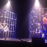 Il crimine protagonista di uno show musicale