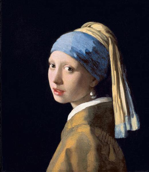 La Ragazza di Vermeer e il Vecchio rincoglionito di Rembrandt