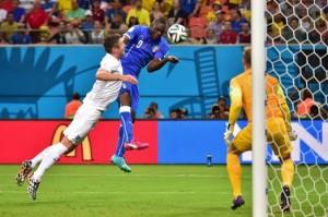 Gol vittoria di Balotelli