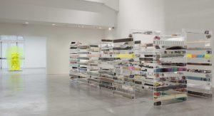 Nick van Woert. Nature Calls MAMbo – Museo d'Arte Moderna di Bologna veduta della mostra / installation view Foto di Matteo Monti