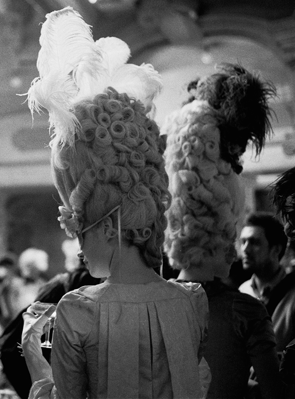 Maria Antonietta c'est moi. Intervista a Desideria Corridoni.