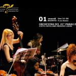 La musica è donna: l'Orchestra del 41° parallelo