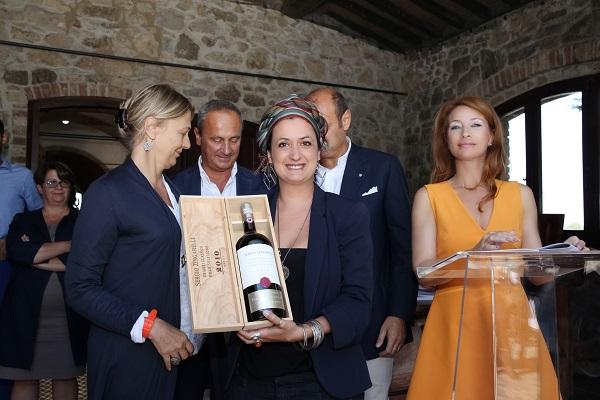 La premiazione - Micaela Lattanzio