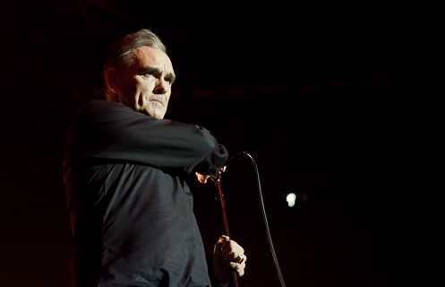 Un mito vivente, il grande Morrissey a Bologna
