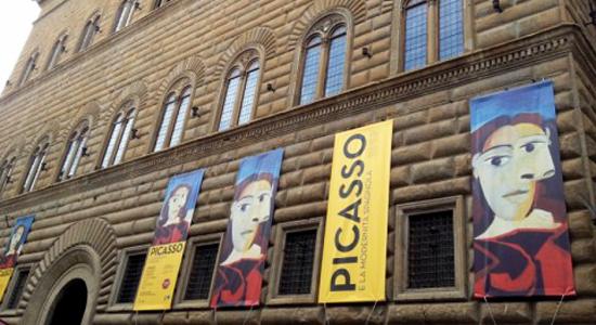 Palazzo Strozzi - Mostra Picasso