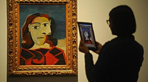 Picasso-ipad-museo