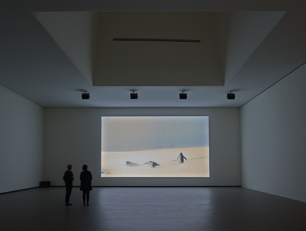 Pierre Huyghe - A journey that wasn't ©ADAGP ©Fondation Louis Vuitton Marc Domage