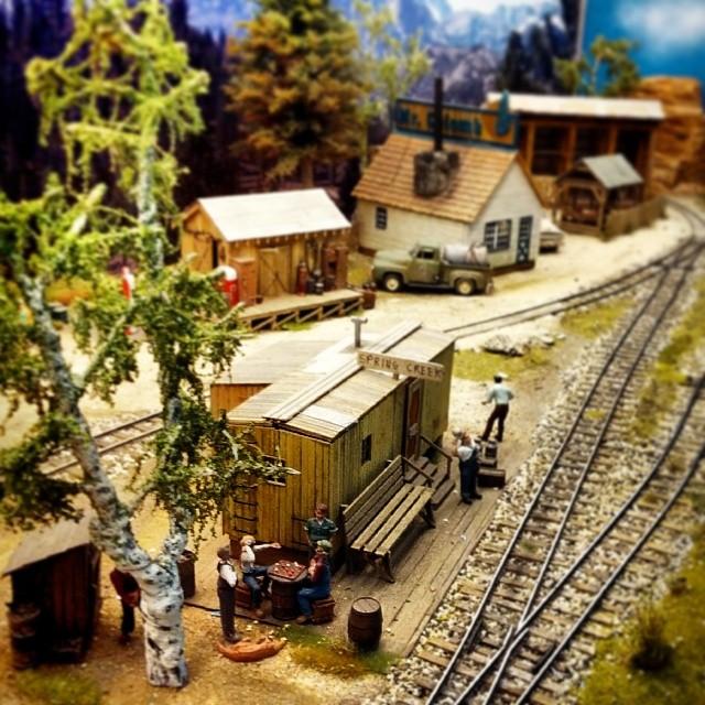 treno Model Game