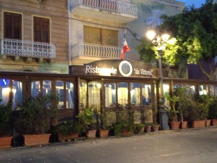 A Carloforte al ristorante Da Vittorio