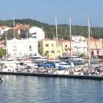 Il gusto ligure di un'isola al largo della Sardegna