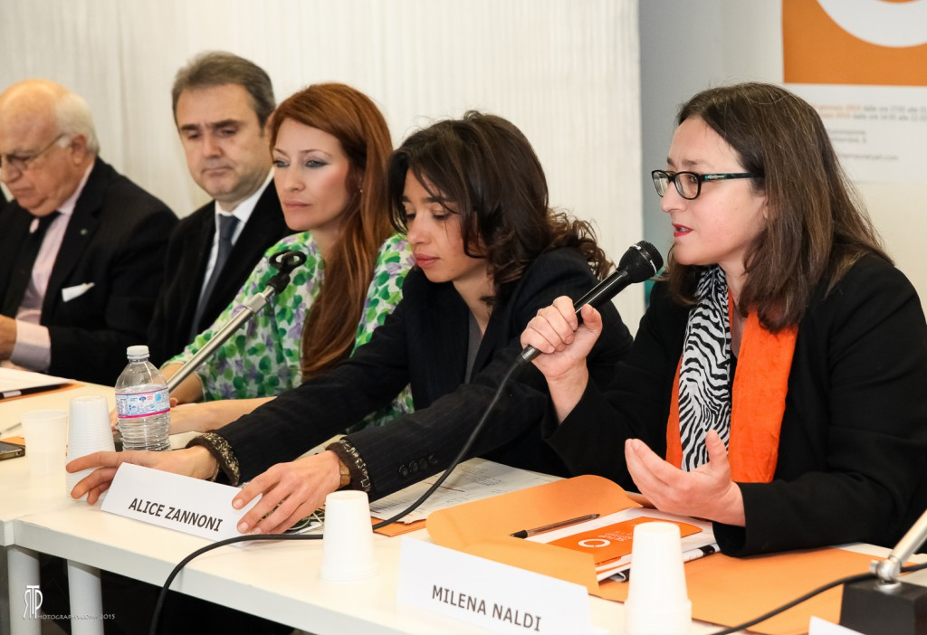 conferenza stampa SetUp 2015