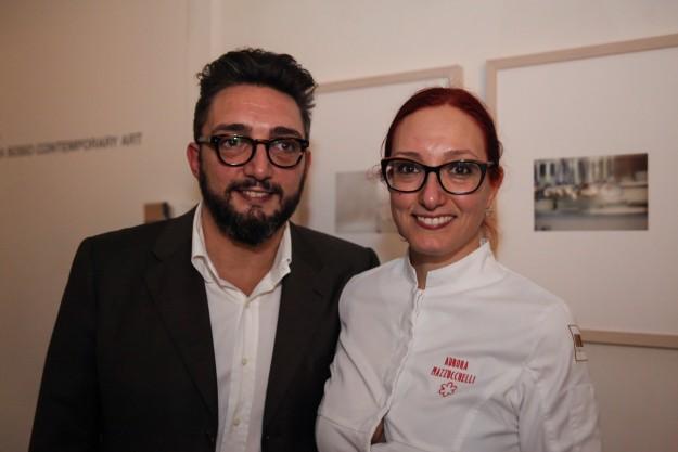 Aurora e Massimo Mazzucchelli