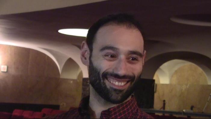 Intervista a Steven Marshall, ballerino e vice direttore di Catapult