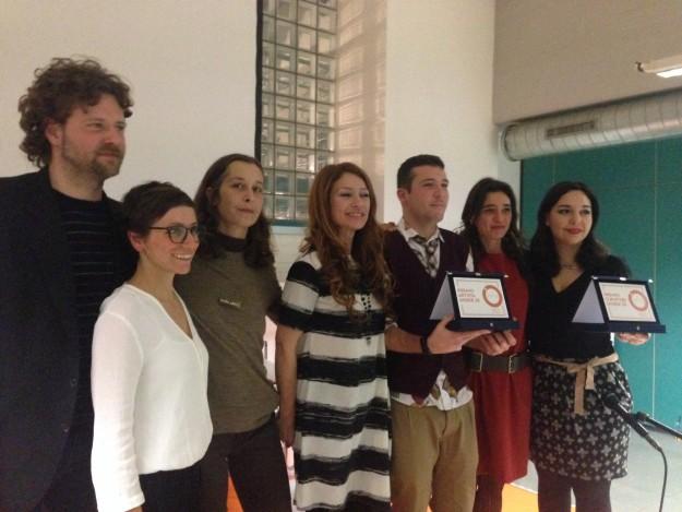 La premiazione durante la terza edizione di SetUp