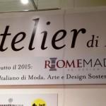 Eataly inaugura il suo primo atelier RHOME MADE