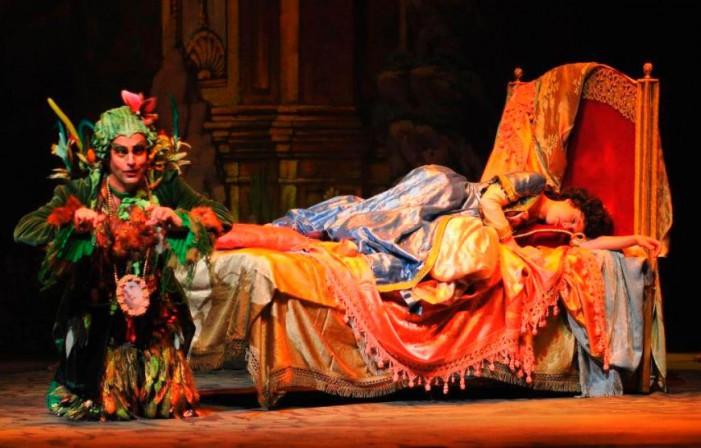 All'Opera. Mostra-evento immersiva tra arte visiva e sartoria teatrale